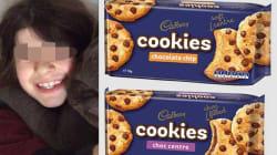 La madre sbaglia a comprare i biscotti, la figlia di 9 anni muore per reazione