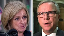 Notley Says Next Sask. Premier Can Learn From Alberta. Brad Wall Fires