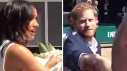 Harry fa il geloso per i fiori a Meghan. La sua reazione è quella che ogni donna