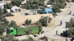 シリア:食糧配付は住民の命綱