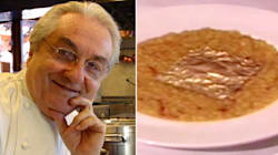 Come preparare il risotto oro e zafferano, il piatto che ha reso Gualtiero Marchesi famoso in tutto il