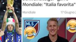 Schweinsteiger sbeffeggia l'Italia, poi la Germania perde. E Materazzi se la