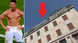 È questo l'attico di 300 metri quadri dove vivrà Cristiano Ronaldo a