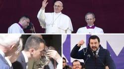 I pensieri di Francesco tra il rosario e san Gennaro (di P.