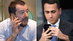 """""""Non è un golpe giudiziario"""". La retromarcia di Salvini. Dietro il ripensamento (anche) un colloquio con Di Maio (di P."""