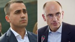 Di Maio accusa Letta per i legami con Autostrade. La replica:
