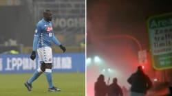 Violenza e razzismo, calcio illegale e politica impotente.