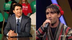 La rete lo elegge sosia di Justin Trudeau. Lui è