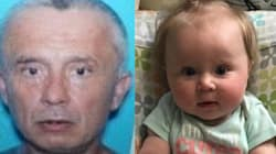 Amber Alert Issued After Baby Allegedly Abducted By Sex Offender