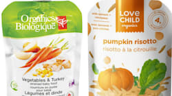 Baby Food Pouches Recalled Due To Packaging