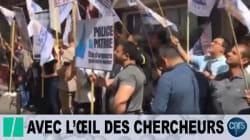Pour la première fois, une manifestation a été organisée contre la France