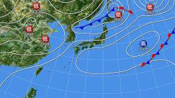 5月17日、関東以西では「7月並みの暑さ」に。 熱中症に注意