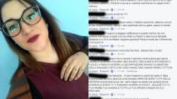La bacheca dell'assassino di Noemi ricoperta di insulti: