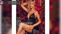 インド版『Vogue』の表紙にキム・カーダシアンが登場→ファンから反発の声