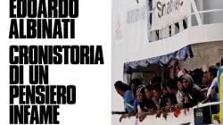Edoardo Albinati, i migranti e il racconto di un pensiero