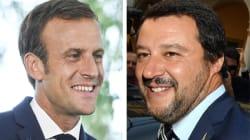 Salvini vs. Macron. Conviene a entrambi polarizzare lo scontro in vista delle