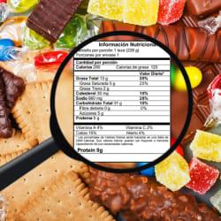 ¿Por qué es importante un nuevo sistema de etiquetado en alimentos y