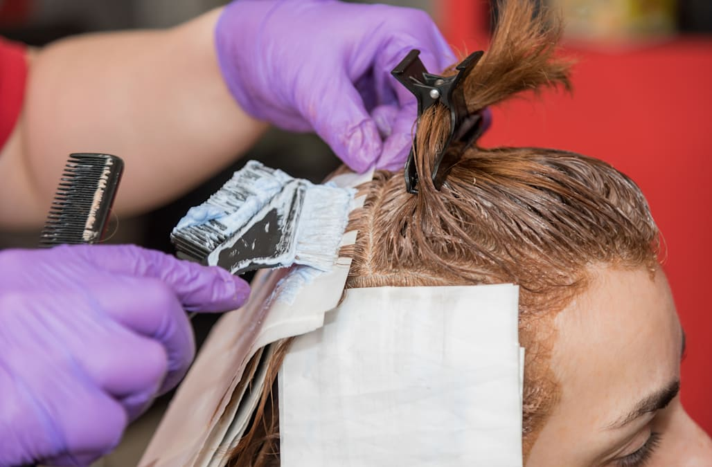 Hair-dye Articles, Photos and Videos - AOL