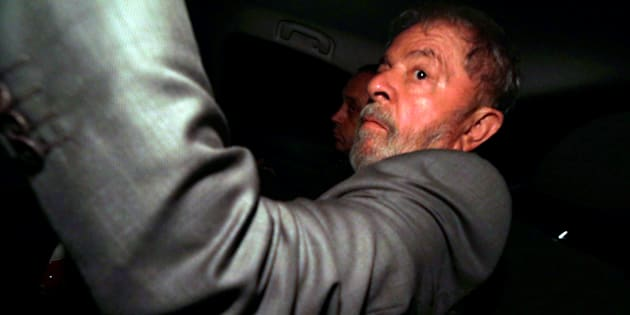 O ex-presidente foi condenado a 12 anos e 1 mês de prisão por corrupção e lavagem de dinheiro.
