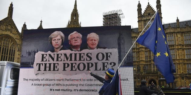 La Brexit di May è una Waterloo inglese