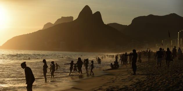 Rio de Janeiro completa 453 anos.