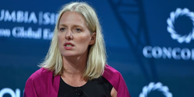 La ministre canadienne de l'Environnement, Catherine McKenna.