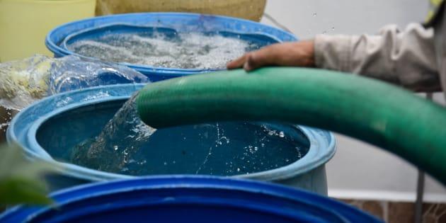 El megarecorte en el abasto de agua será de 72 horas, pero el efecto que esto tendrá en Ciudad de México será de cuatro días y medio.