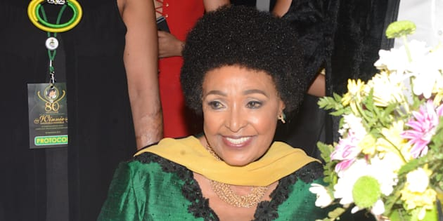 """Winnie Madikizela-Mandela leaves a fierce legacy to the people who called her """"mother of a nation."""""""