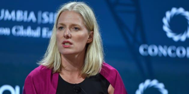 La ministre fédérale de l'Environnement, Catherine McKenna a indiqué que le poste serait pourvu en temps et lieu.