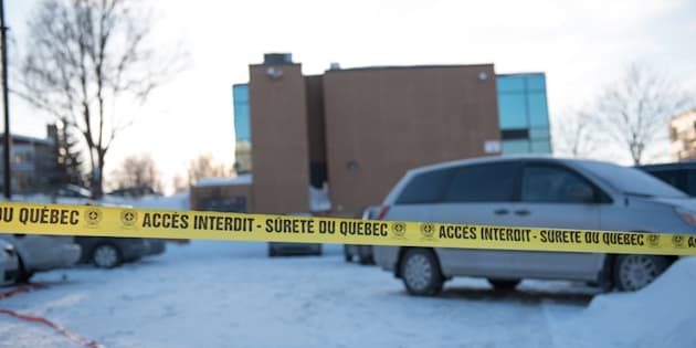 Hateful Package Sent To Quebec City Mosque Where 6 Muslims Killed