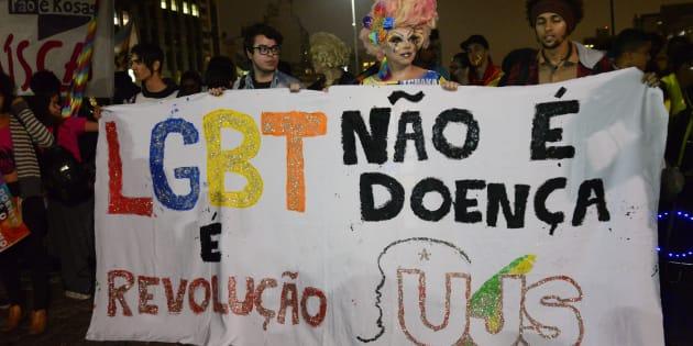 O Conselho Federal de Psicologia defende que o sofrimento não está nas orientações sexuais em si mesmas, mas relacionado às condições sociais.