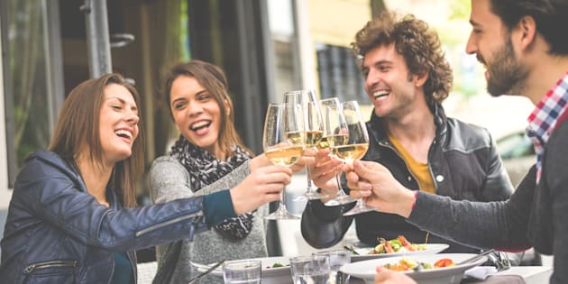 Aprende a pedir un vino en un restaurante.