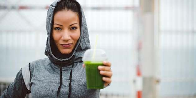 You don't need a five-day juice cleanse to be healthy.