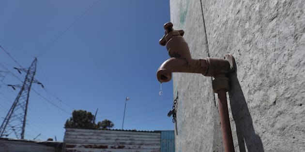 Cape Town does 'indeed' have water plan, says SAHRC
