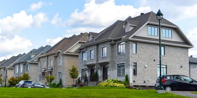 Hausse des ventes — Immobilier à Montréal