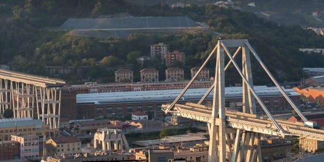Genova, demolizione ponte Morandi assegnata a cinque aziende