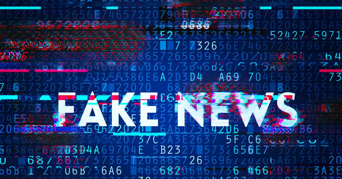 Fake news o make news?