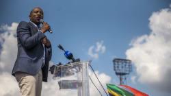 Full Speech: Mmusi Maimane's Workers' Day