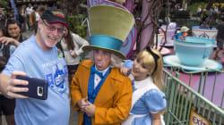 Il va à Disneyland 2000 jours