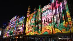 'Epic' White Night Celebration Dazzles Massive Crowd In
