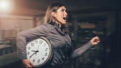 Je suis obsédée par la gestion du temps et voici comment cela empoisonne mon