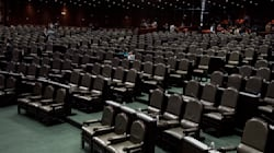 Cancelan diputados debate de mando mixto por falta de