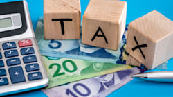 Canadians Are Now Paying Lower Income Taxes Than