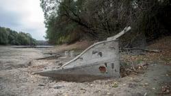 Un trésor du 18e siècle trouvé dans le Danube