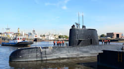 The Mysterious Disappearance Of An Argentine Navy Sub Just Got Even