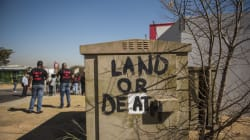 Booing, Heckling, Screaming, And Chaos. Welcome To The Land Expropriation