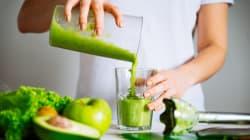 5 'smoothies' verdes que te limpiaran hasta el alma después de tanta