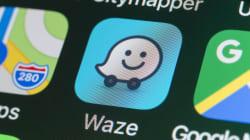 Pour Waze et Coyote, les interdictions temporaires de signaler les contrôles policiers disparaissent de la loi