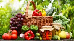 Así puedes comer más sano y ayudar al medio