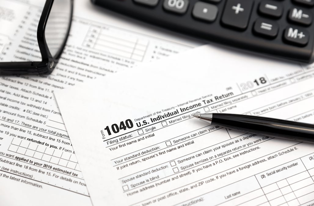 Here's what happens when you make a mistake on your taxes